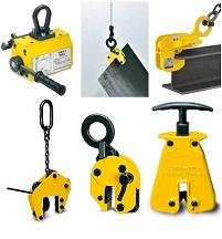Steel Plate & Girder Clamps
