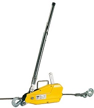 Yaletrac Wire Rope Hoist
