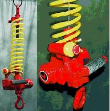 RRI Air Powered Tool Hoist