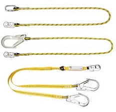 Lanyards, Restraints & Work Positioning Devices