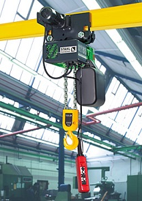 Stahl Electric Chain Hoist