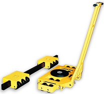 Machine Skate and Load Moving Skate Systems