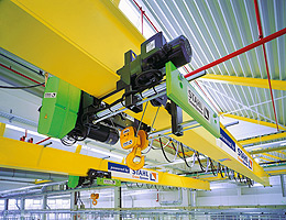 Stahl Electric Wire Rope Hoist