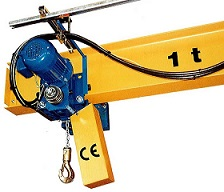 Italkrane ATEX Explosion Proof Electric Powered Chain Hoist