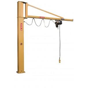 Donati Jib Crane - Free Standing - Profiled Track Design