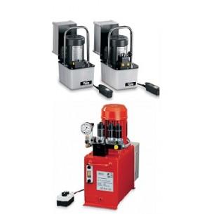 Yale PY & PYE Electric Powered Hydraulic Power Pack