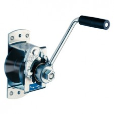 Haacon 4210 Zinc Plated Manual Winch