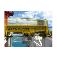 JDN Air Powered Overhead Crane