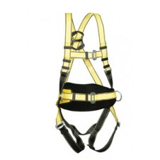 4 point safety harness