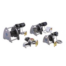 BETA Silverline Pfaff electric winch range