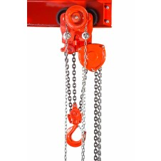 Tiger - Manual Chain Hoist with Integrated Trolley - CCBTP & CCBTG