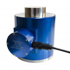 Straightpoint compression load cell