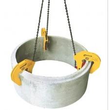 Concrete Pipe Lifting Grab