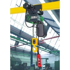 Stahl Electric Hoist with Motor Trolley