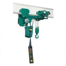JDN Low Headroom Air Chain Hoists - LMF Model