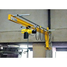 Jib Crane, Wall mounted Design