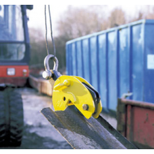 Pile & Trench Shielding Pulling Clamp - Camlok PP Series