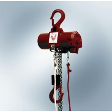 "Red Rooster (RRI) - ""Mini"" Industrial Air Chain Hoist - MINI Model"