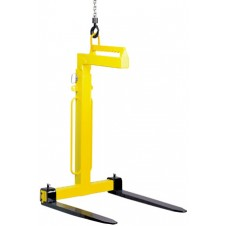 Manual Balance Crane Forks