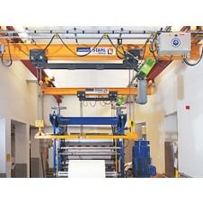 Stahl - Electric Hoist With Twin Lifting Hooks - STD Model