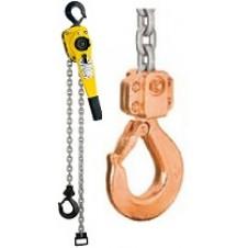 Spark resistant Lever hoist - ATEX