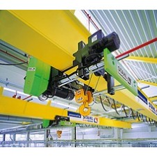 Electric Wire Rope Hoist  - Stahl - SH Model