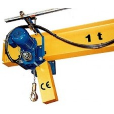 Italkrane ATEX Electric chain hoist